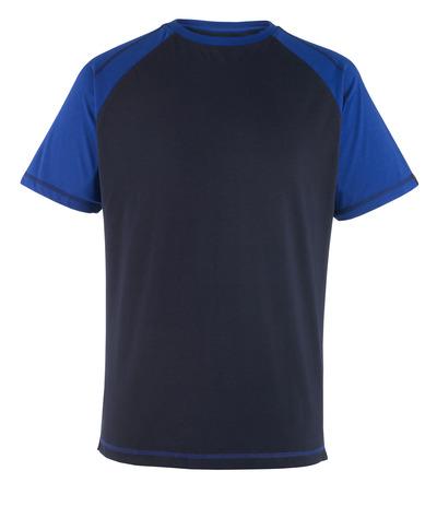 MASCOT® Albano - marine/korenblauw - T-shirt, ruime pasvorm