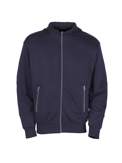 MASCOT® Altea - marine - Hooded sweatshirt