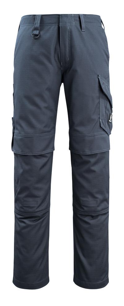 MASCOT® Arosa - donkermarine - Werkbroek met kniezakken, vuilafstotend, meervoudige bescherming