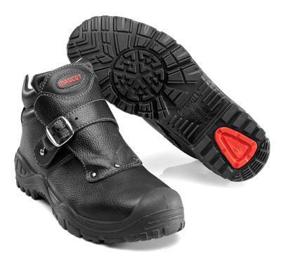 MASCOT® Boron - zwart - Veiligheidslaarzen S3 met gespsluiting