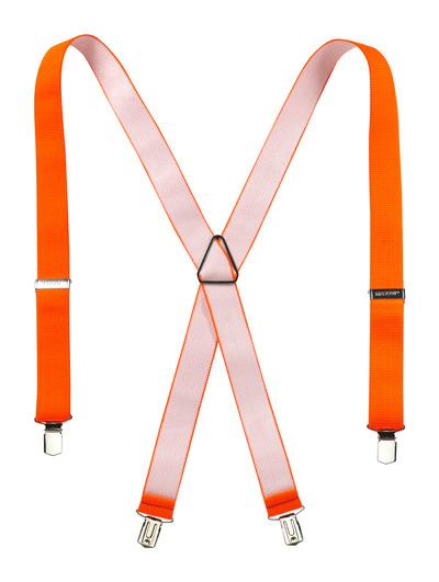 MASCOT® Brits - hi-vis oranje - Bretels