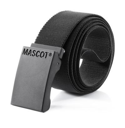 MASCOT® COMPLETE - zwart - Riem met verstelbare gesp, elastiek