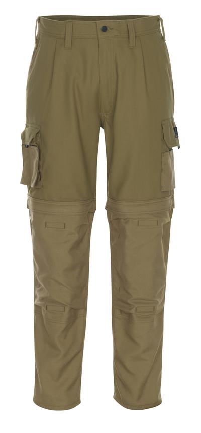 MASCOT® Cadiz - khaki* - Broek met kniezakken