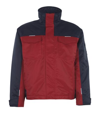 MASCOT® Genova - rood/marine* - Winterjack