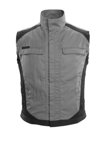 MASCOT® Hagen - antraciet/zwart - Bodywarmer, lichtgewicht