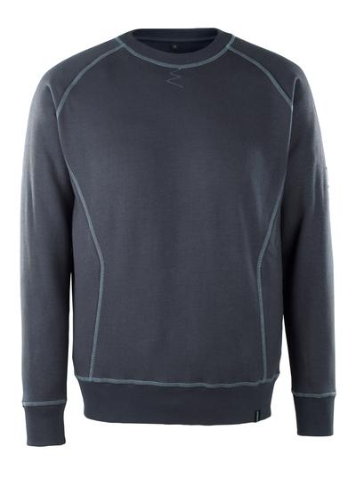 MASCOT® Horgen - donkermarine - Sweatshirt, meervoudige bescherming, moderne pasvorm