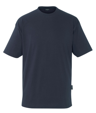 MASCOT® Java - donkermarine - T-shirt, ruime pasvorm