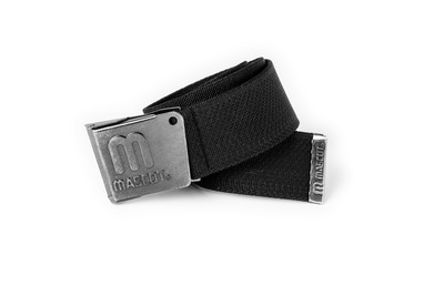MASCOT® Kampala - zwart - Riem met verstelbare gesp, elastiek