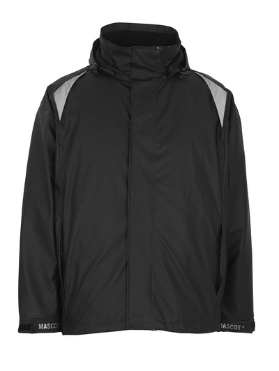MASCOT® Lake - zwart - Regenjas