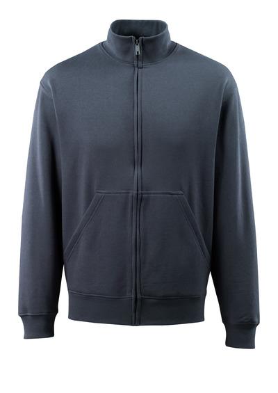 MASCOT® Lavit - donkermarine - Sweatshirt met ritssluiting