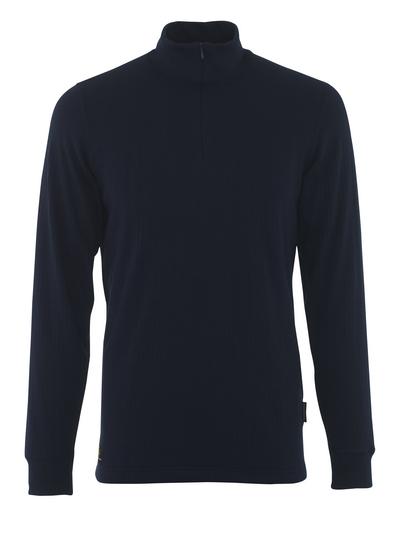 MASCOT® Ludvika - marine - Functioneel hemd, vochtregulerend, isolerend