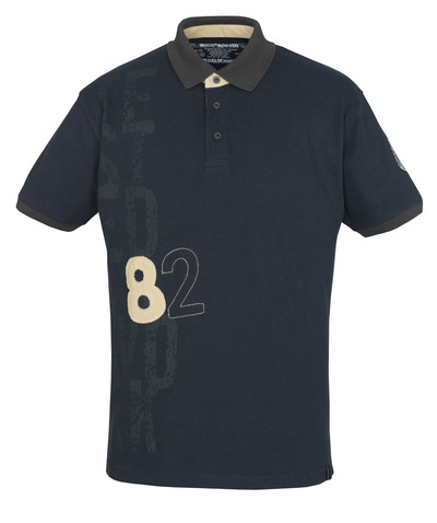 MASCOT® Lyon - donkermarine* - Poloshirt