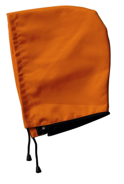 MASCOT® MacKlin - hi-vis oranje* - Capuchon met rits