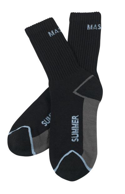 MASCOT® Manica - zwart - Sokken, vochtregulerend