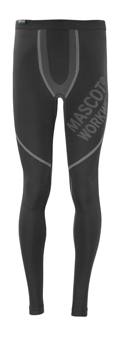 MASCOT® Moss - zwart - Functionele onderbroek, zweettransporterend, isolerend