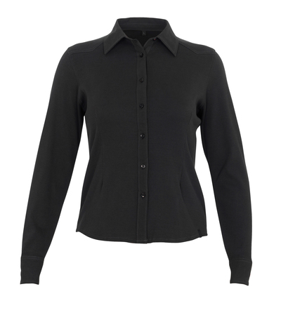 MASCOT® Mykonos - zwart* - Overhemd