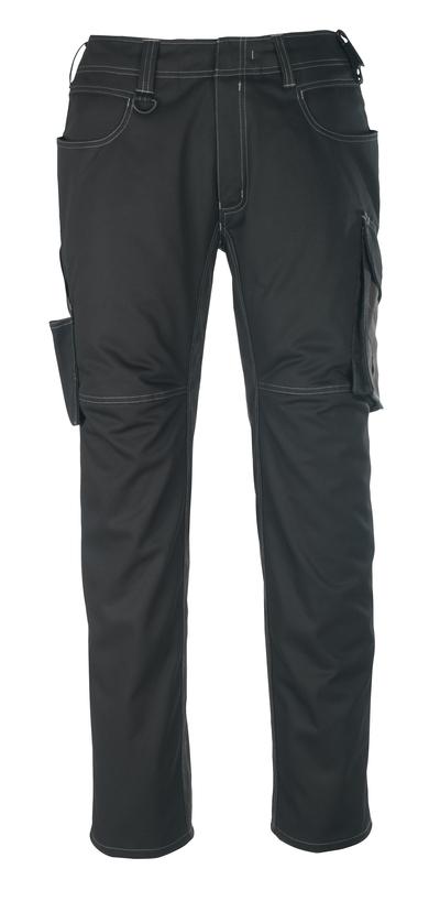 MASCOT® Oldenburg - zwart/donkerantraciet - Broek, lichtgewicht