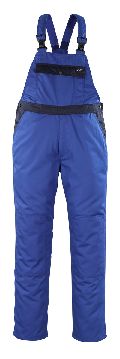 MACMICHAEL® Paraguay - korenblauw/marine* - Amerikaanse overall met kniezakken