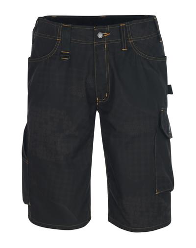 MASCOT® Pedroso - zwart met print* - Shorts