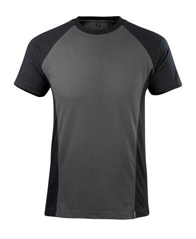 MASCOT® Potsdam - donkerantraciet/zwart - T-shirt