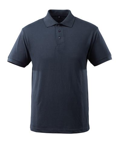 MACMICHAEL® Santiago - donkermarine - Poloshirt, moderne pasvorm