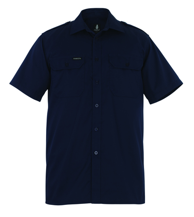 MASCOT® Savannah - marine - Overhemd