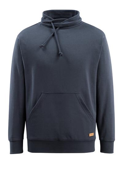 MASCOT® Soho - donkermarine - Sweatshirt met hoge kraag, moderne pasvorm