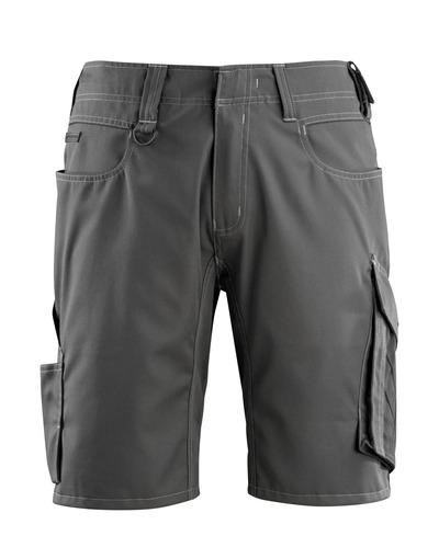 MASCOT® Stuttgart - donkerantraciet/zwart - Shorts, lichtgewicht