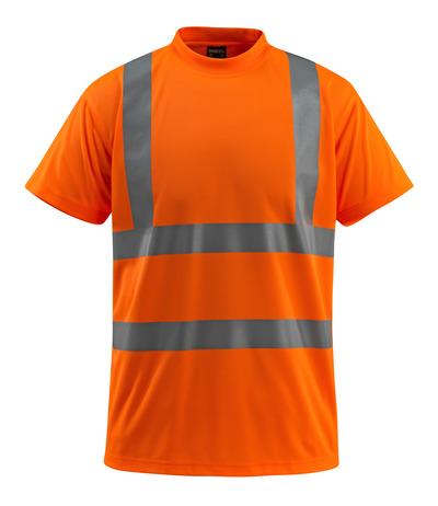MASCOT® Townsville - hi-vis oranje - T-shirt, ruime pasvorm, klasse 2