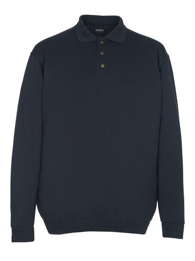 MASCOT® Trinidad - donkermarine - Polosweatshirt
