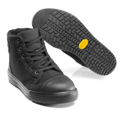 MASCOT® Wilson - zwart* - Veiligheidsschoen, hoog