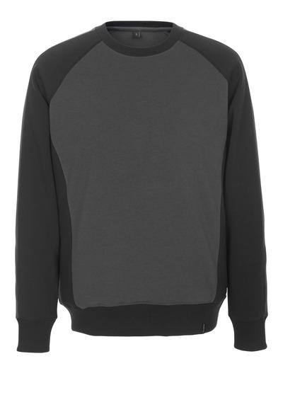 MASCOT® Witten - donkerantraciet/zwart - Sweatshirt